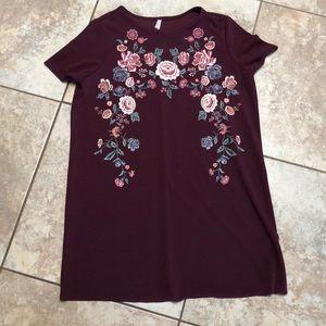 BWOT Mini floral dress!